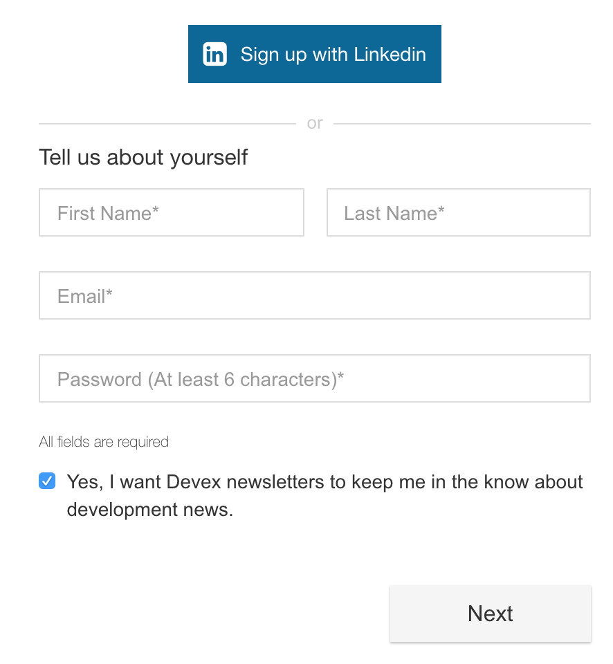 How do I join Devex? – Devex
